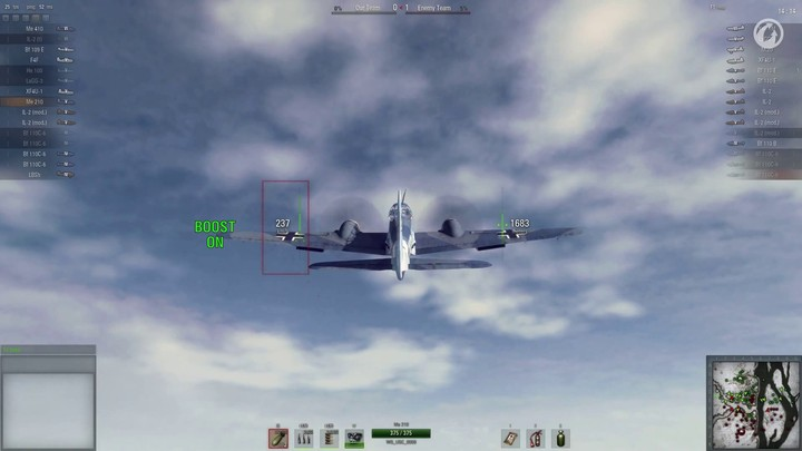 Ecole de pilotage #3 : de la gestion de l'altitude dans World of Warplanes (VOSTFR)