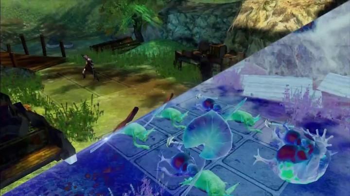 Aperçu du MMO mobile d'action / stratégie Legion of Heroes