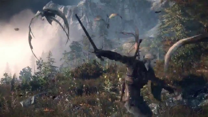 VGX 2013 - Teaser The Witcher 3: Wild Hunt
