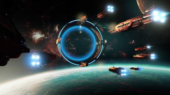 Cinématique d'intro de Galaxy on Fire - Alliances