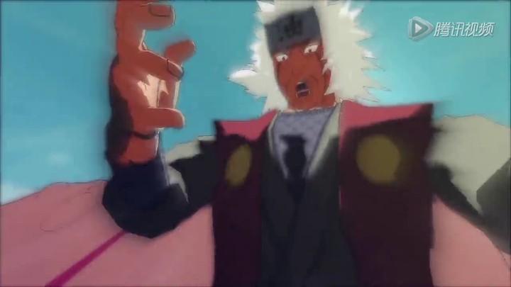 TGC 2013 - Bande-annonce de bêta-test de Naruto Online