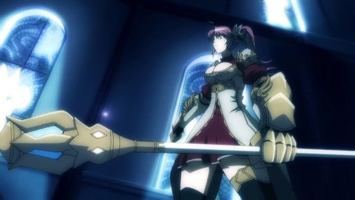 Bande-annonce animée de la femme chevalier sur Dungeon Fighter