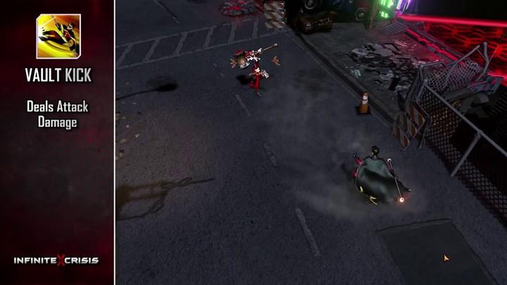 Champions du MOBA Infinite Crisis : Robin sort de l'ombre