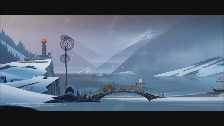 Introduction de The Banner Saga