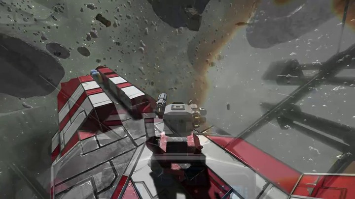 Mise à jour - De l'armement sur les vaisseaux