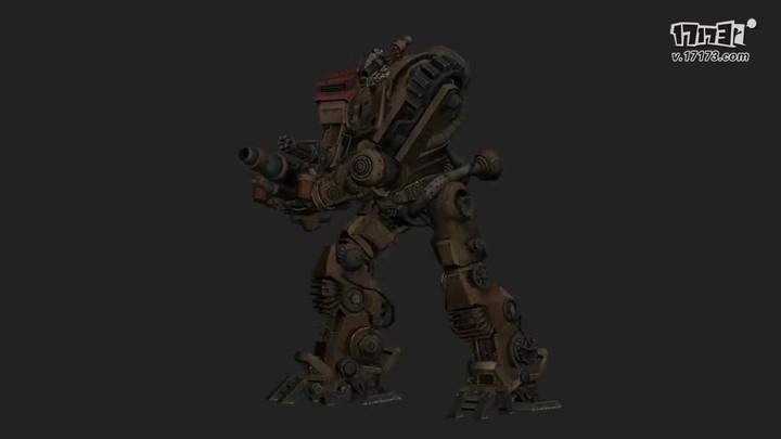Les unités géantes de Black Gold Online