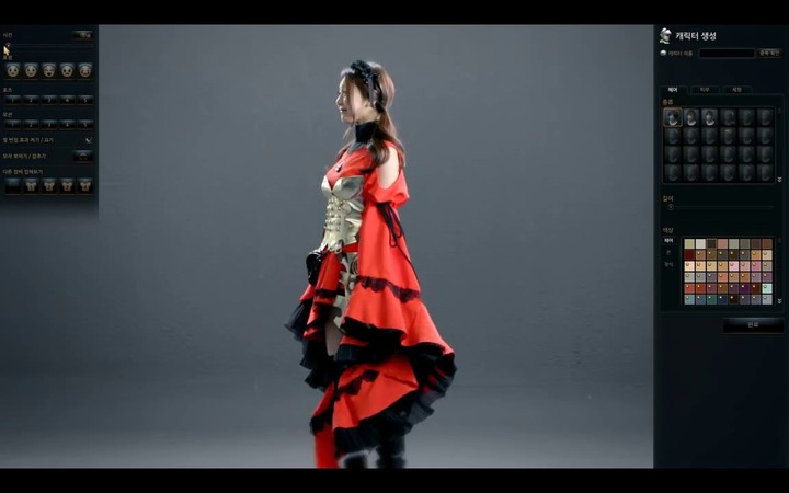 Aperçu des costumes de Lynn dans Mabinogi Heroes