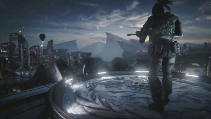 Aperçu de l'Unreal Engine 4 sur la démo Tegra K1