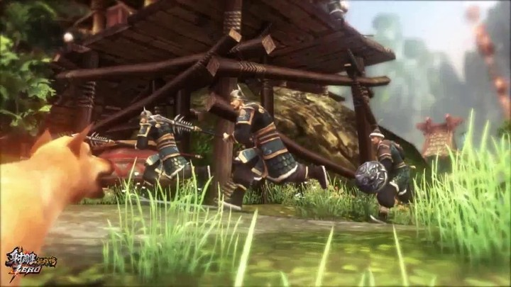Bande-annonce de bêta-test de Legend of the Condor Heroes