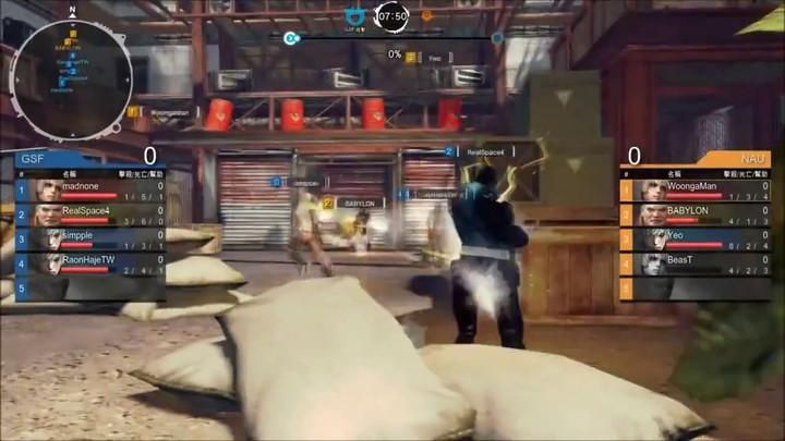 """Aperçu du mode """"Time Assault"""" de GunZ 2"""