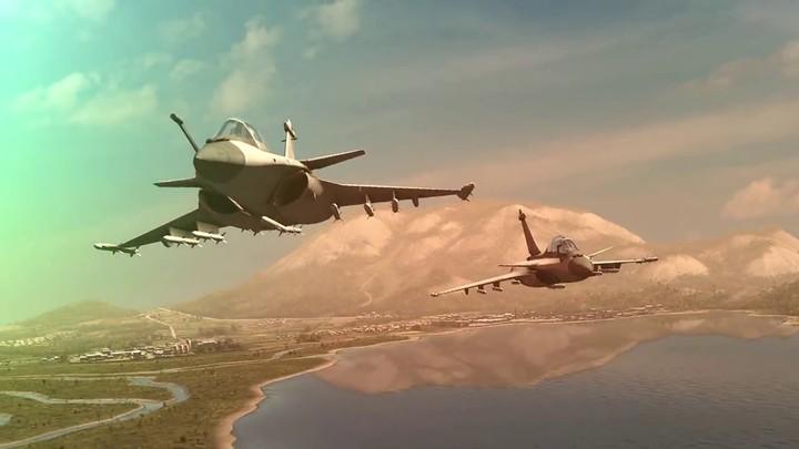 Bande-annonce de Wargame : Red Dragon
