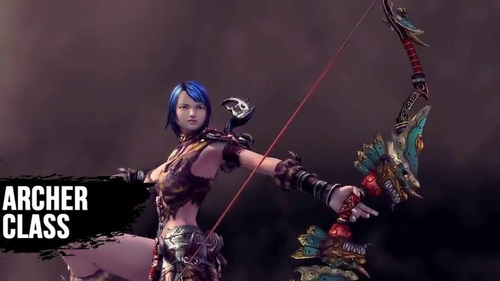 Présentation de l'archer de Yulgang 2