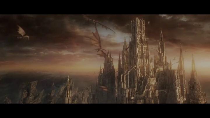 """Bande-annonce """"Maudit"""" de Dark Souls II"""