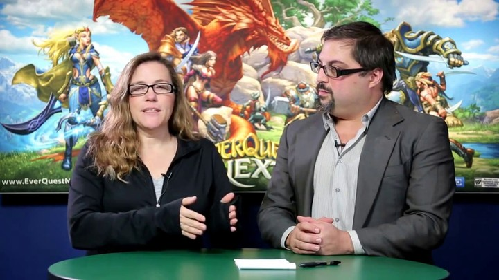 Table ronde d'EQ Next : l'apparence des Iksars