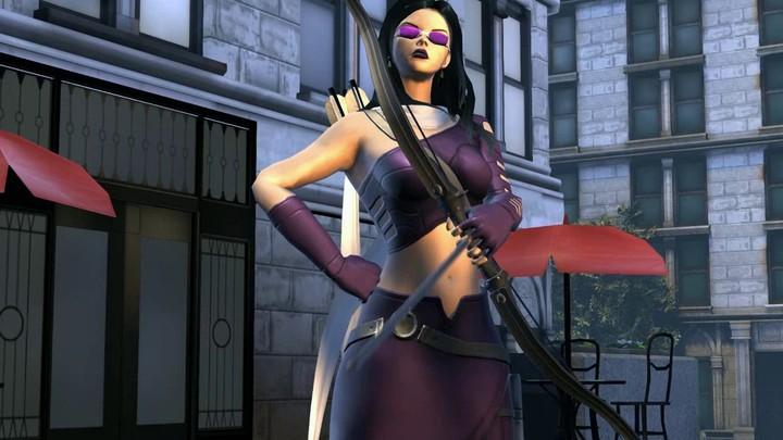"""Aperçu de Kate Bishop """"Hawkeye"""" de Marvel Heroes"""
