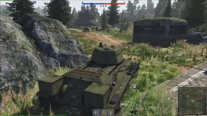 Noob Inside - Première partie sur War Thunder : Ground Forces