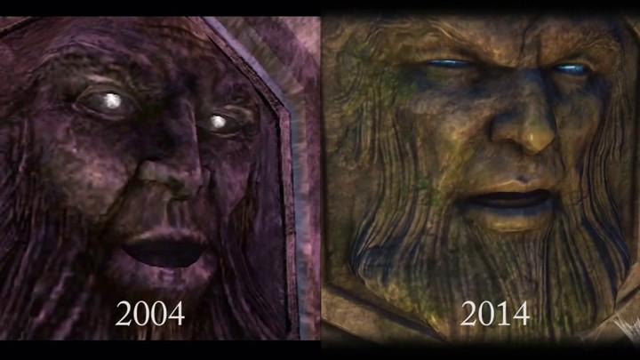Aperçu des (nouvelles) animations faciales de Fable Anniversary
