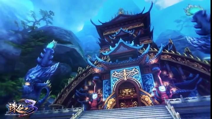 Aperçu des capacités graphiques du nouveau moteur de Jade Dynasty