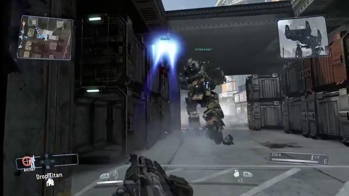Gameplay de TitanFall : exploration d'Angel City