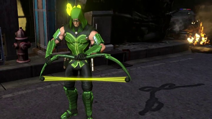 Champions du MOBA Infinite Crisis :  Green Arrow (VOSTFR)