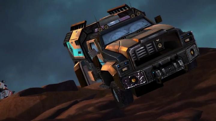 Présentation de l'Autobot Meltdown de Transformers Universe