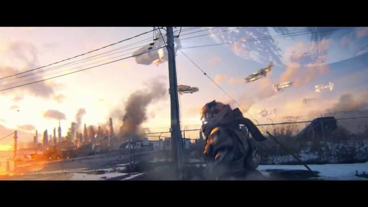 Bande-annonce de la mini-série Titanfall: Free the Frontier