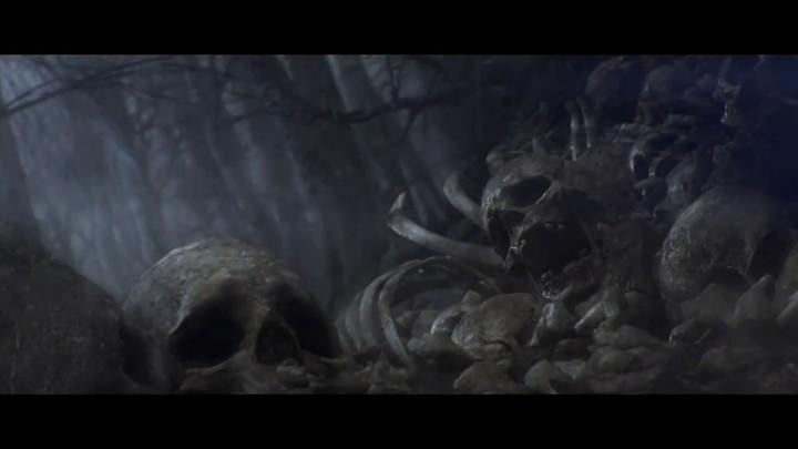 "Cinématique ""The Curse of the Dark"" de Dark Souls II"