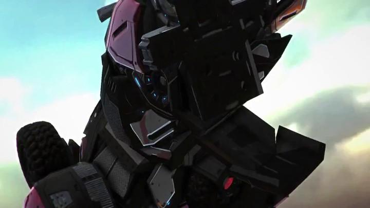 Présentation de l'Autobot Front-Line de Transformers Universe
