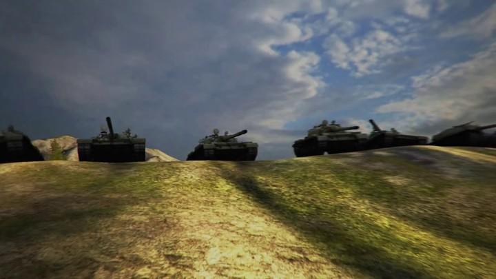 Bande-annonce de la bêta fermée de World of Tanks Blitz