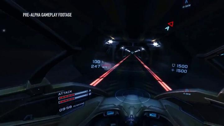 GDC 2014 - Aperçu du gameplay pré-alpha d'EVE: Valkyrie