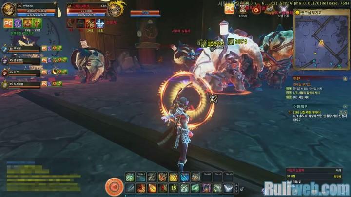 Bêta : aperçu du gameplay d'Asta: The War of Tears and Winds