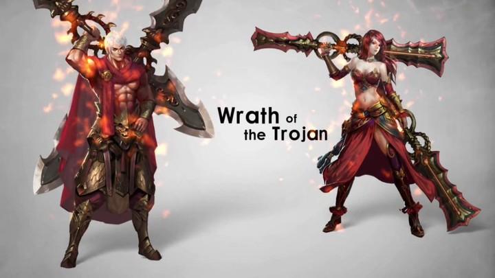 Bande-annonce de l'extension Conquer Online: Wrath of the Trojan