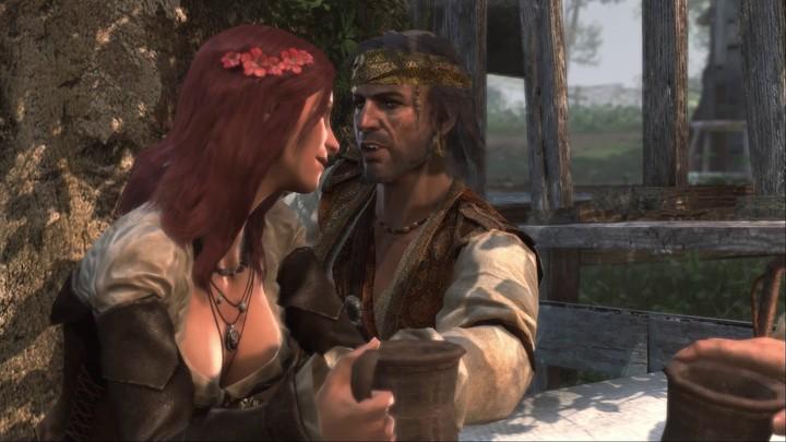 Présentation du personnage d'Edward Kenway dans Assassin's Creed IV : Black Flag