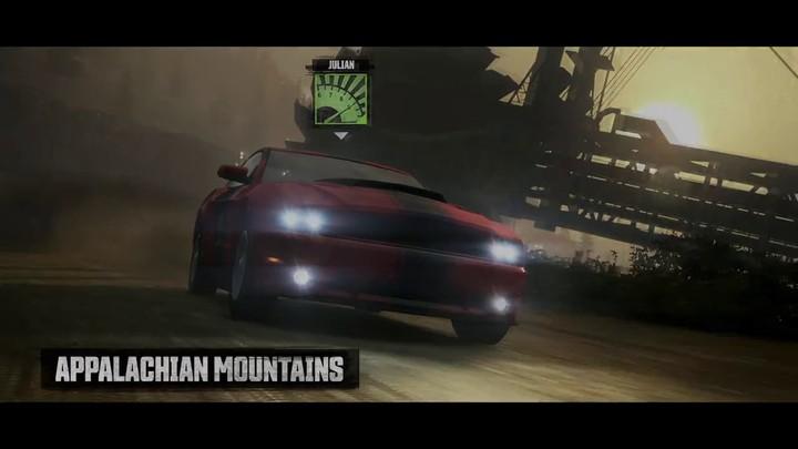 Première bande-annonce de gameplay de The Crew