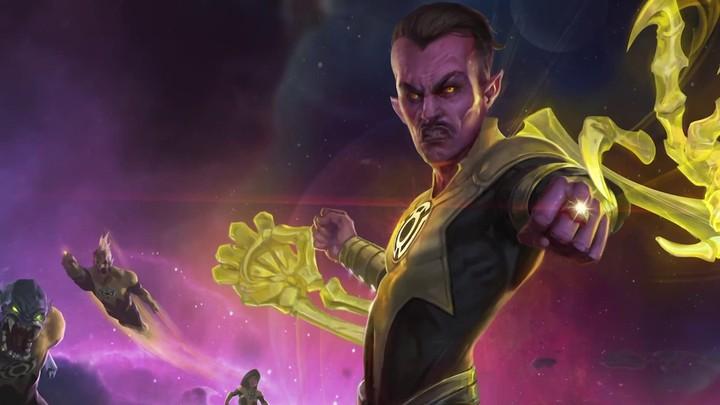 Champions du MOBA Infinite Crisis : Sinestro (VOSTFR)