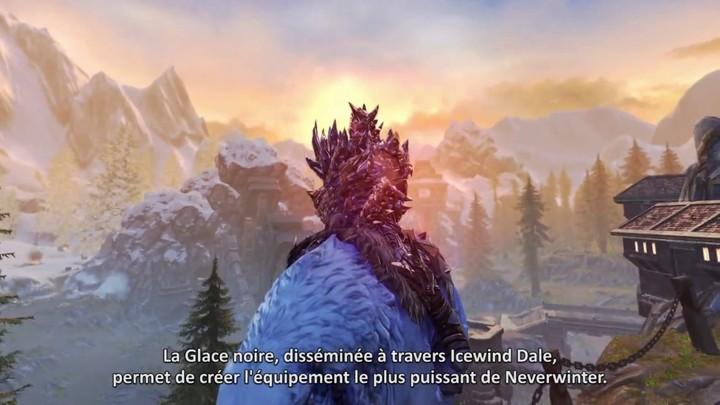 Bande-annonce de lancement du module Neverwinter: Curse of Icewind Dale (VOSTFR)
