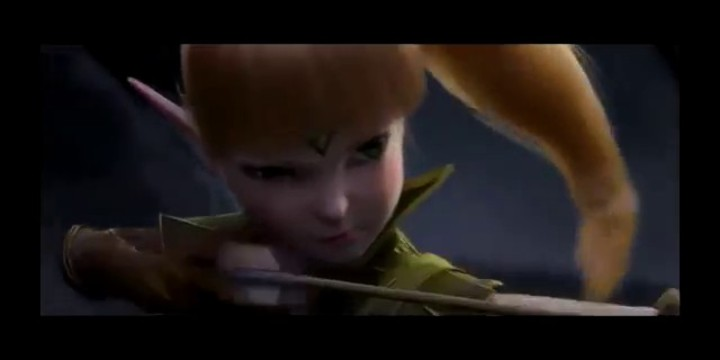"Bande-annonce du film d'animation ""Dragon Nest: Warriors' Dawn"""