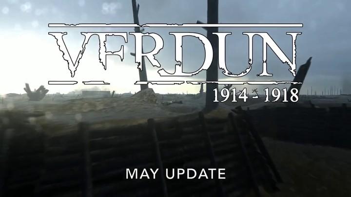 Présentation des nouveautés du FPS multijoueur Verdun - Mai 2014