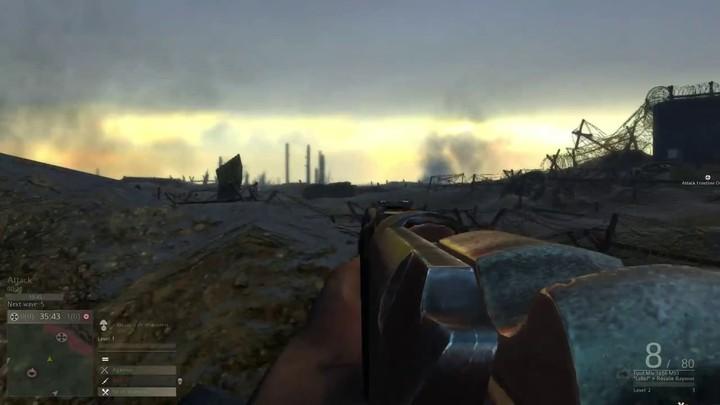 Gameplay brut : premiers pas dans Verdun