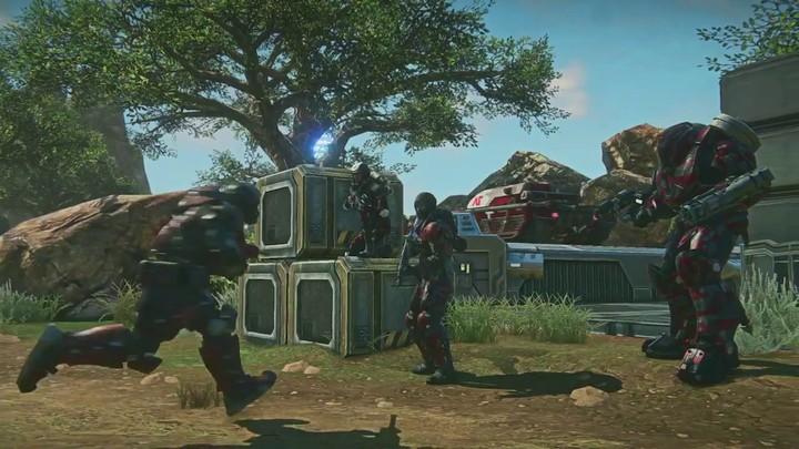 E3 2014 - Bande-annonce pour la version Playstation 4 de PlanetSide 2