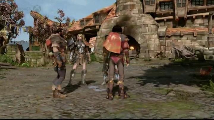 E3 2014 - Aperçu du gameplay de Fable Legends