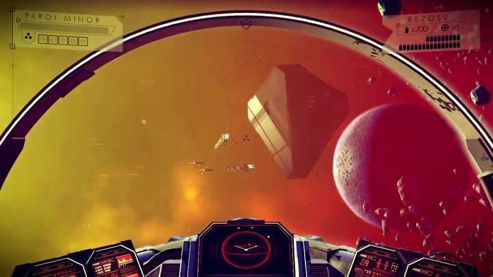 E3 2014 - Aperçu du gameplay de No Man's Sky