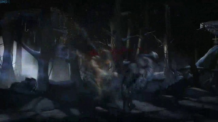 E3 2014 - Aperçu du gameplay de Mortal Kombat X