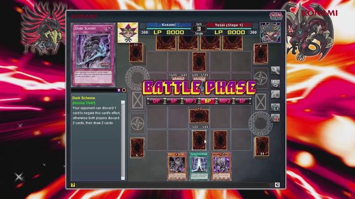 Bande-annonce de lancement de Yu-Gi-Oh! Duel Arena