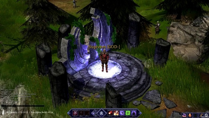 Aperçu du gameplay de Shards Online