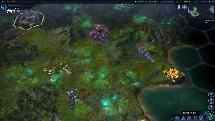 Alpha : aperçu du gameplay de Civilization Beyond Earth