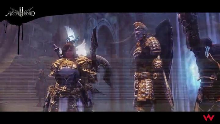 Bande-annonce de bêta ouverte d'ArchLord II