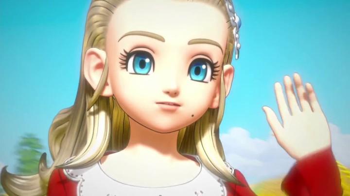 Bande-annonce de Dragon Quest X 3DS