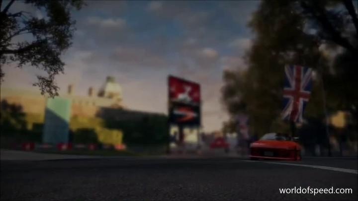 Gameplay de World of Speed : Mazda RX-7 vs. Mercedes Benz 190E