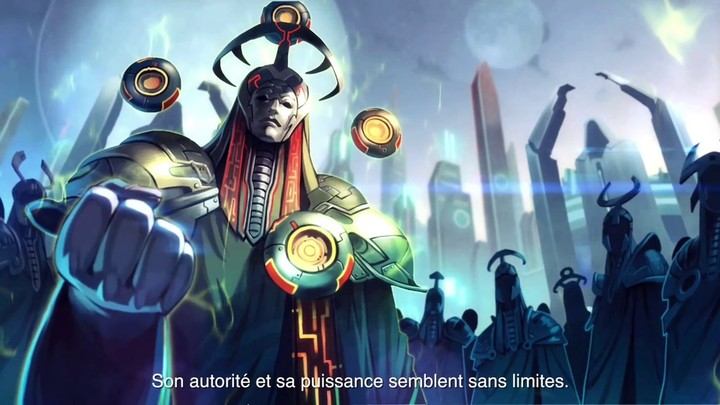 Cinématique du MOBA Games of Glory (VOSTFR)